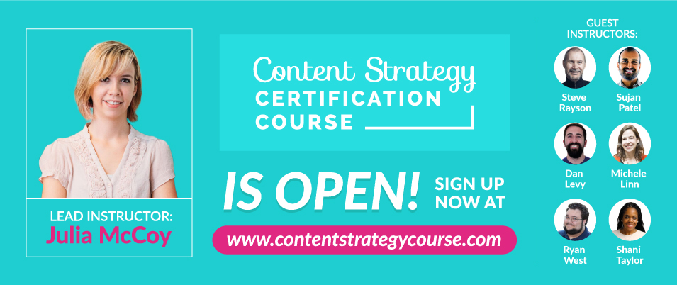 content strategy course CTA03