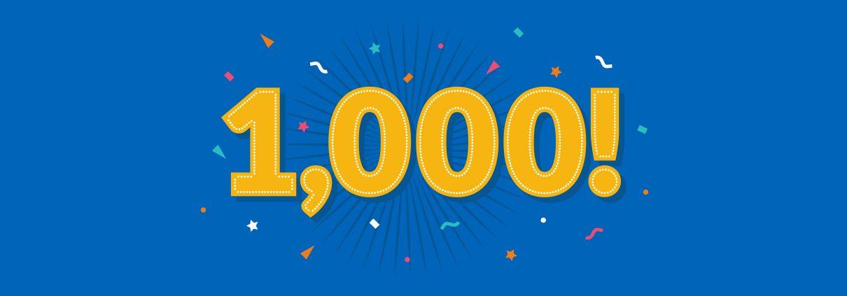 1000 blogs express writers