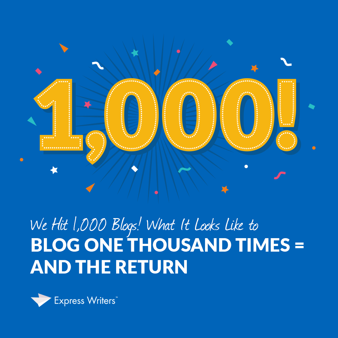 we hit 1000 blogs