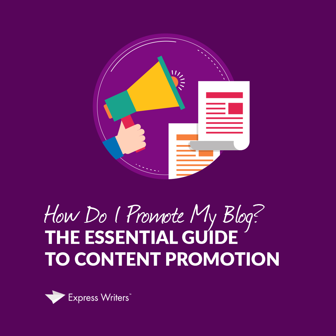 promote my blog strategies