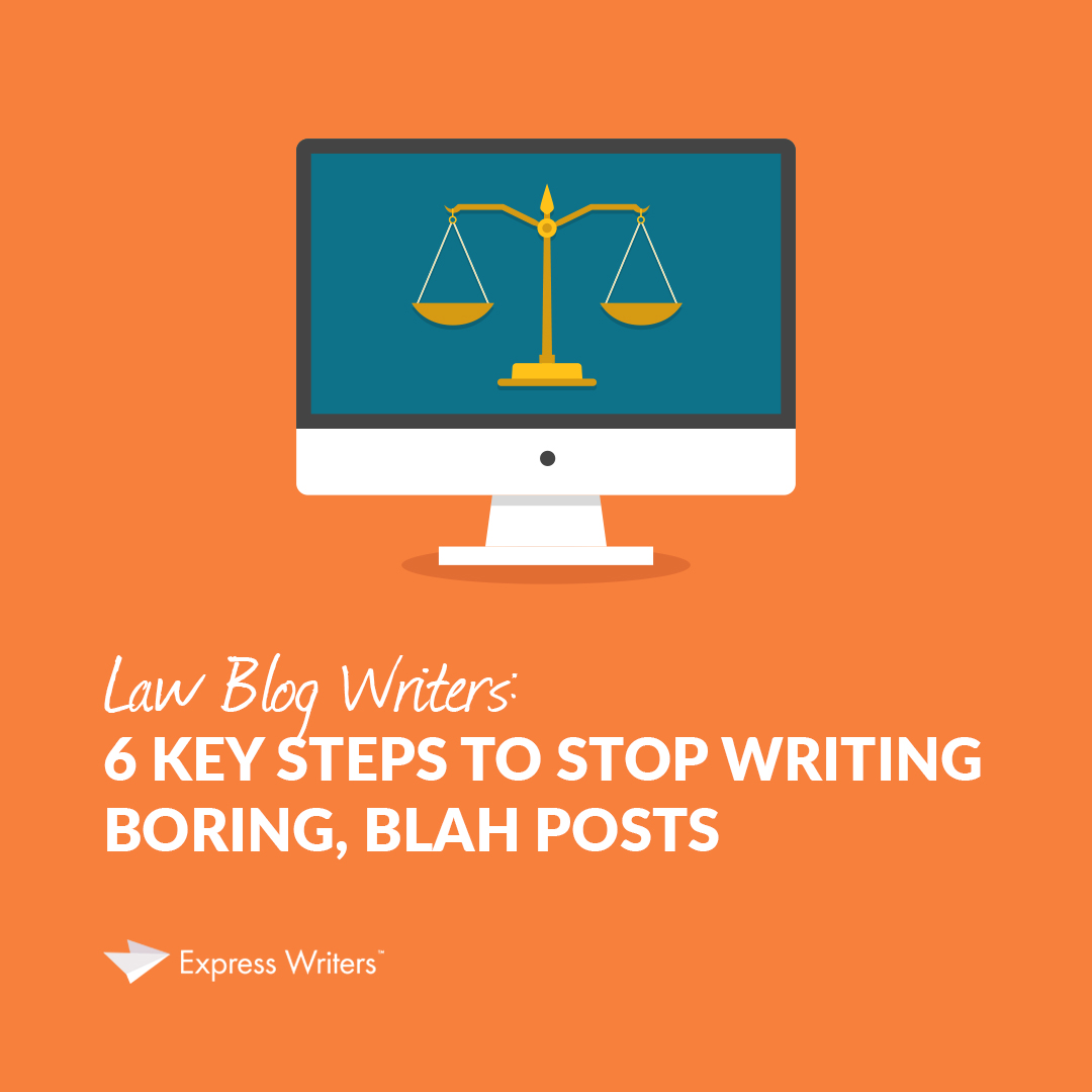legal blog writers