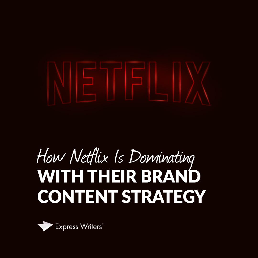 netflix brand strategy