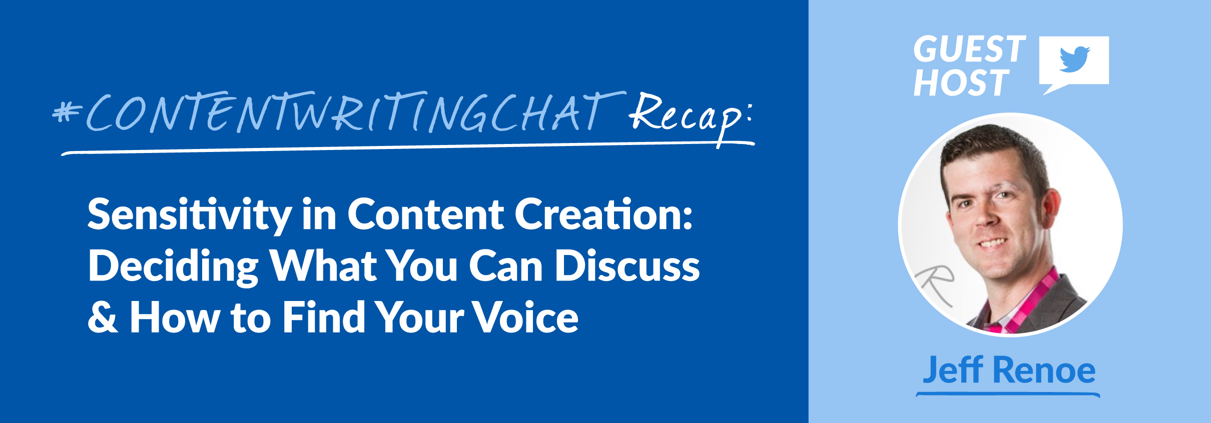 sensitivity in content creation