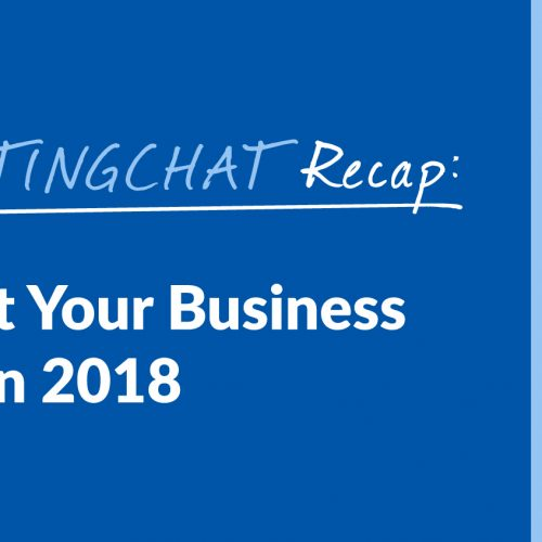 #ContentWritingChat Recap: How to Market Your Business Using Twitter in 2018 with Madalyn Sklar