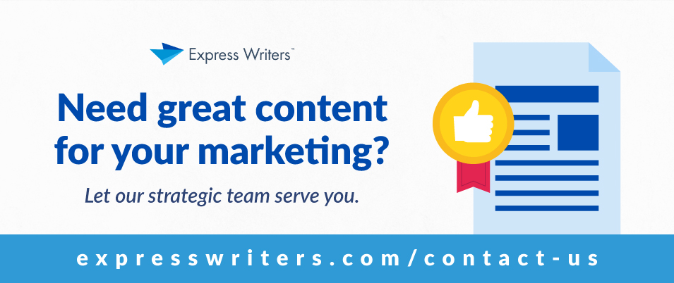 CTA express writers content shop