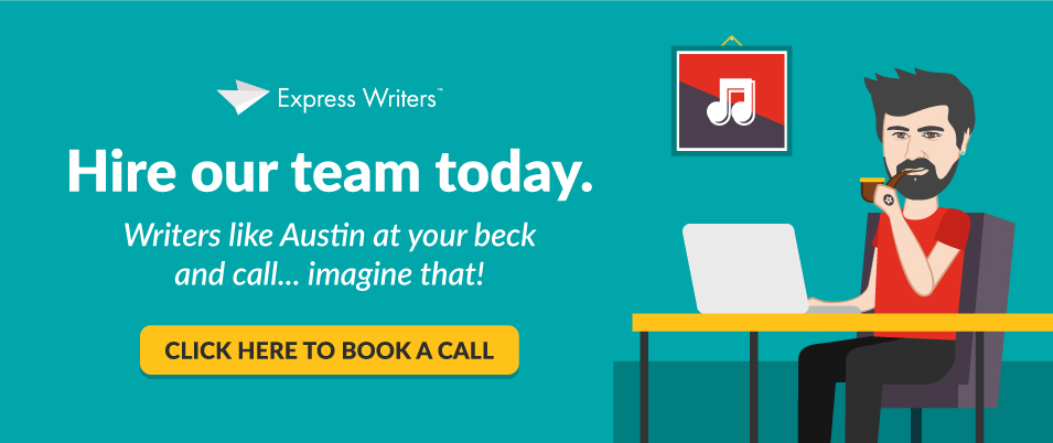 CTA content strategist and authority writer austin