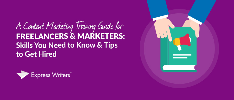 content marketing training guide