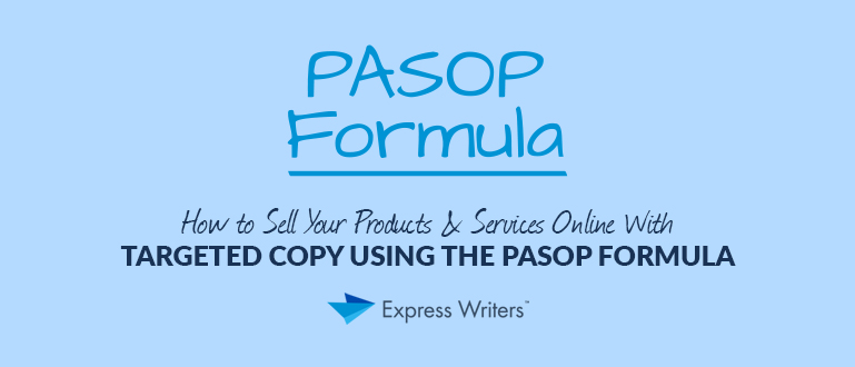 what is the pasop formula