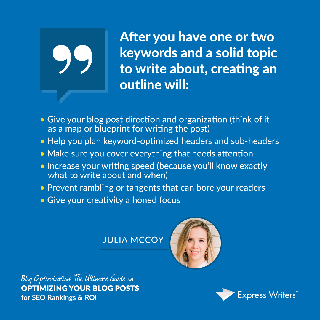quote 4 blog optimization guide