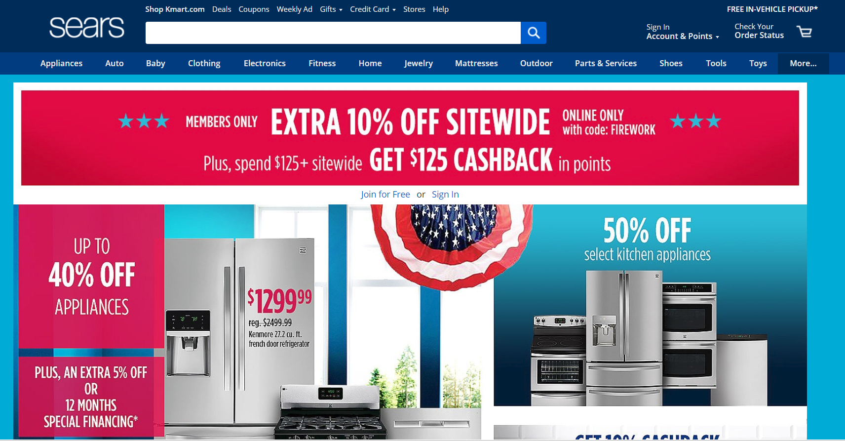 sears-webpage-example