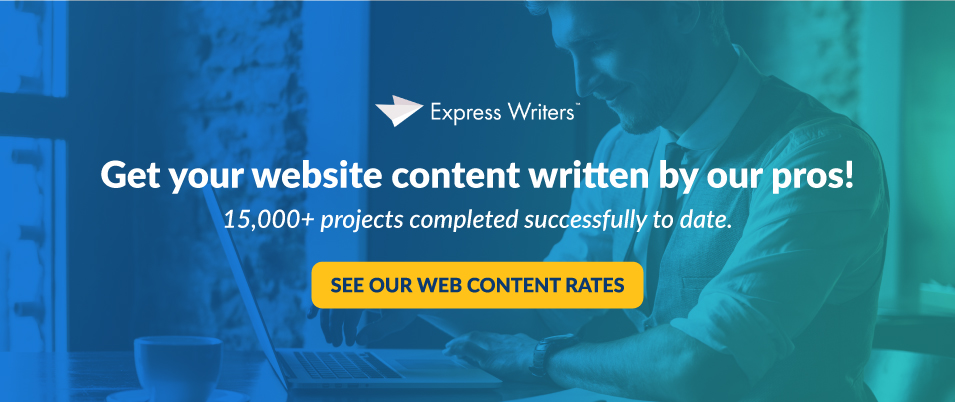 CTA express writers services