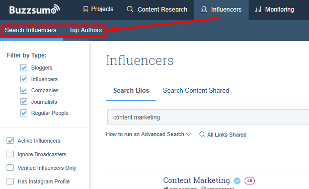 buzzsumo_search-influencers