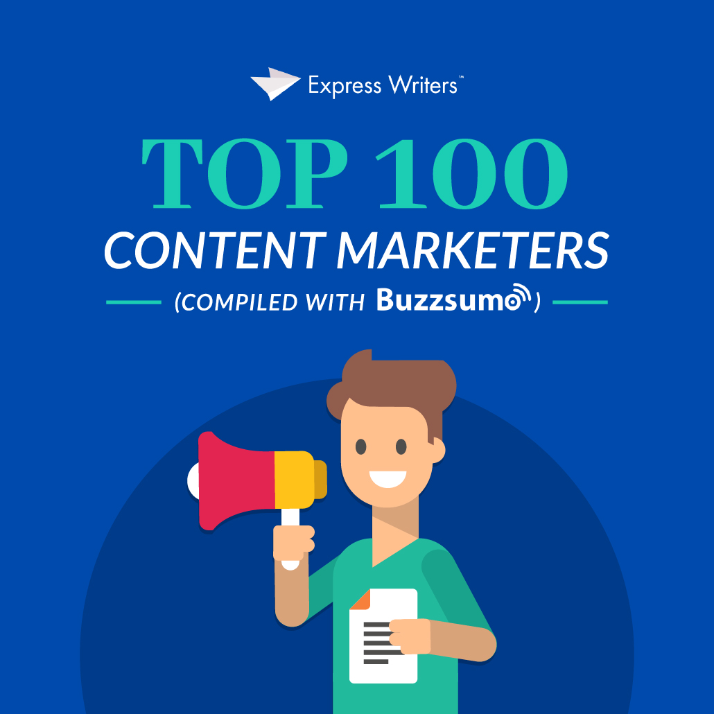 top 100 content marketers pdf