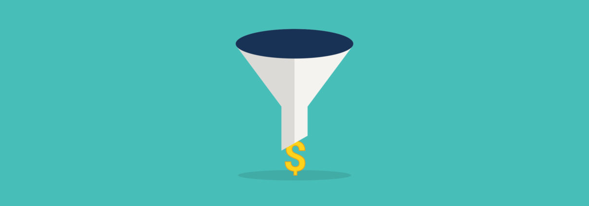 content marketing and sales funnel