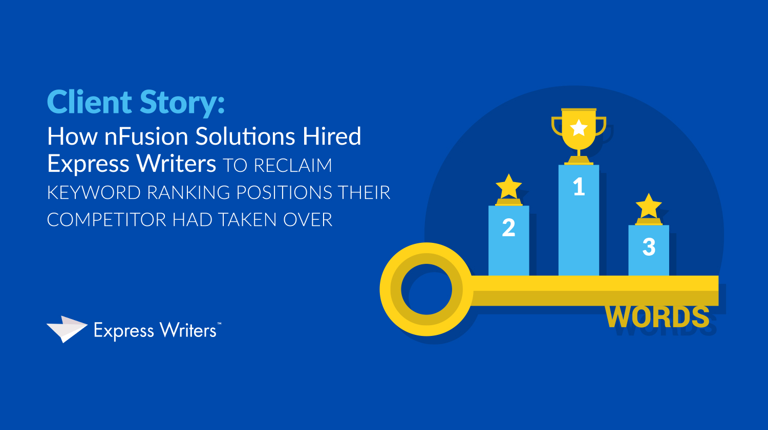 Client Story: How Express Writers Helped nFusion Solutions Rank for Keywords That SEO Software Missed