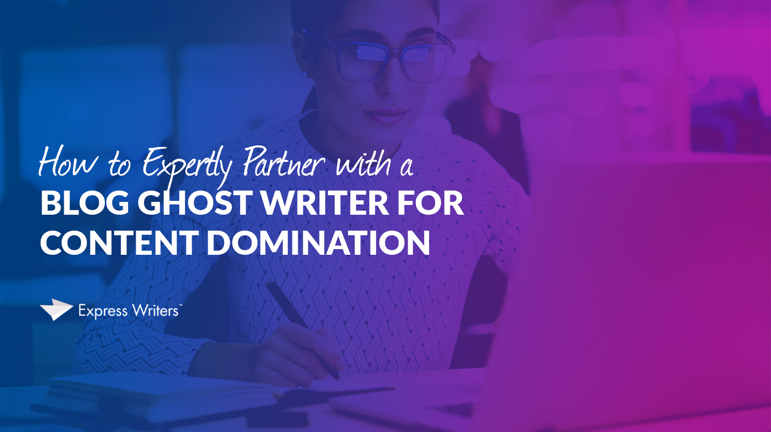 blog ghost writer guide
