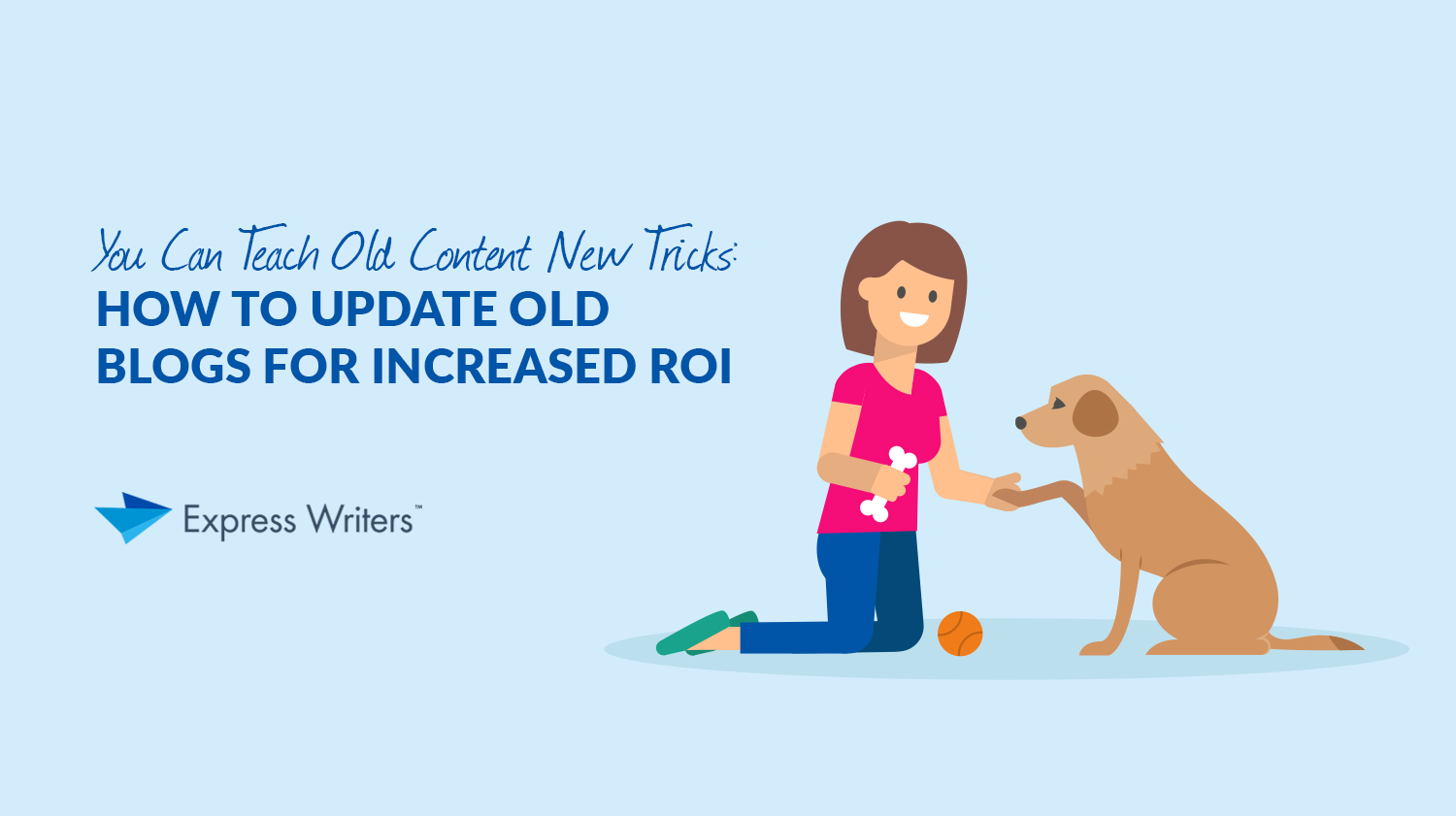 how to update a blog post for seo