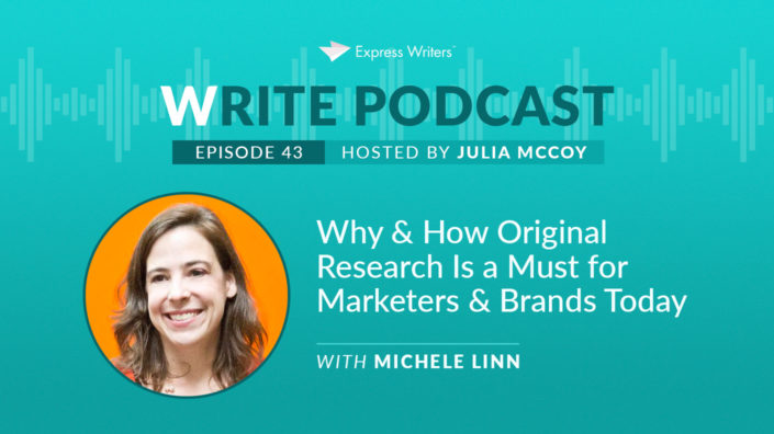 write podcast e43 michele linn
