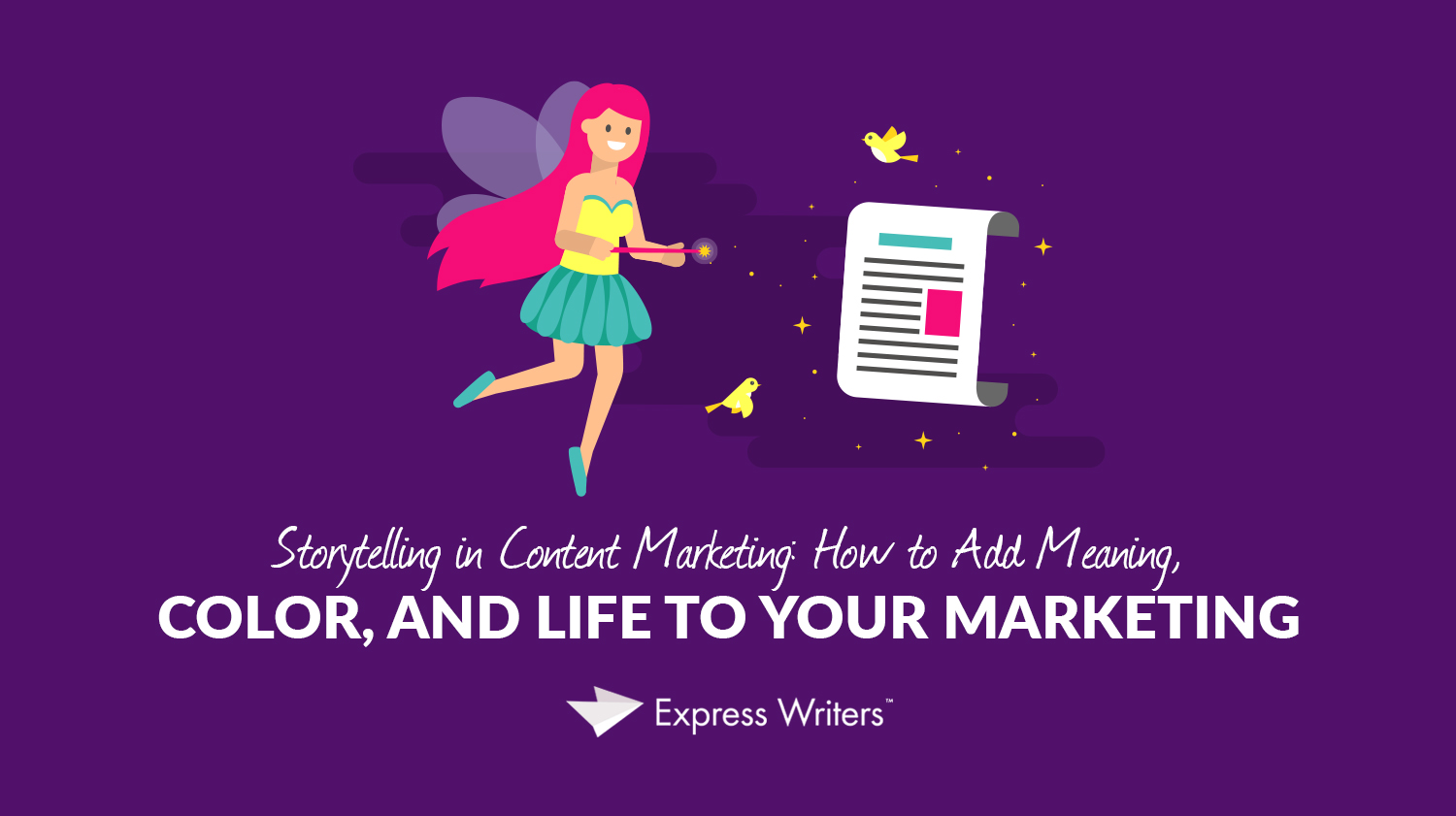 storytelling in content marketing guide