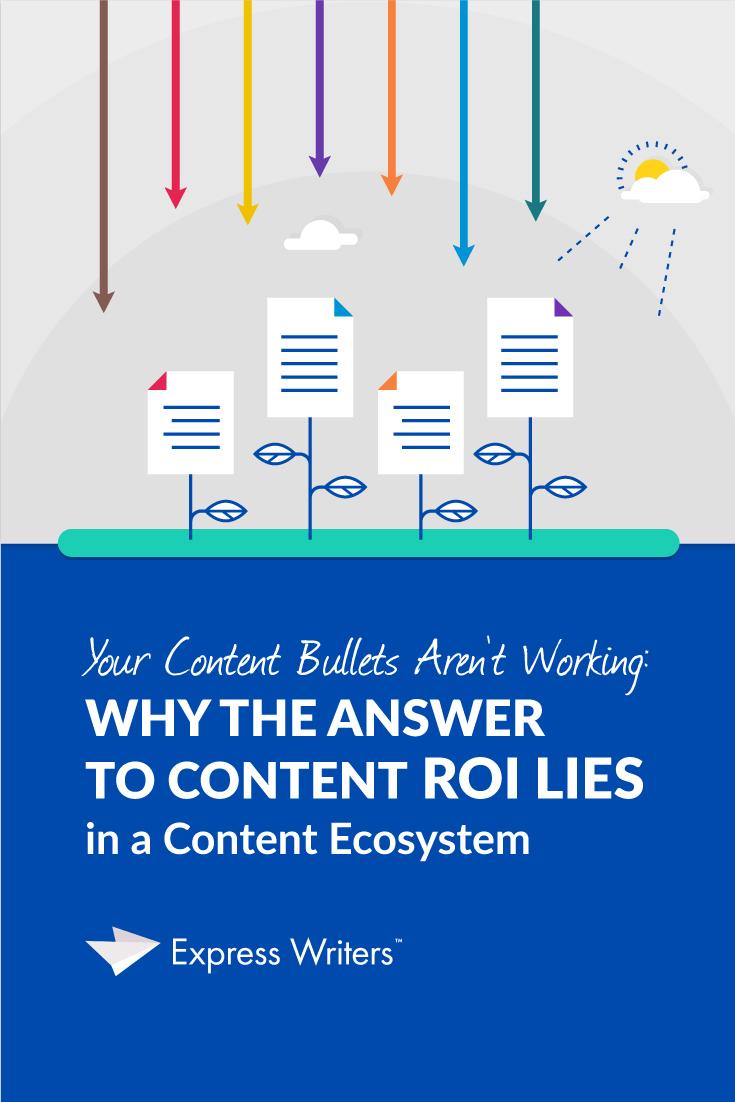 content ecosystem graphic