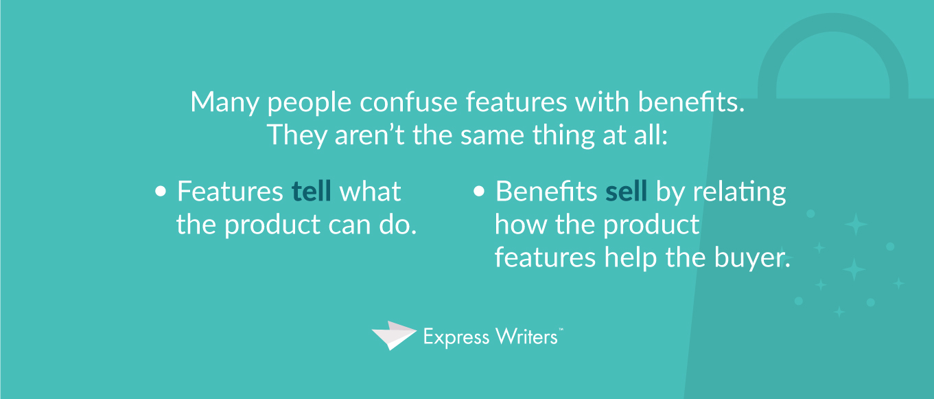 product description writing quote