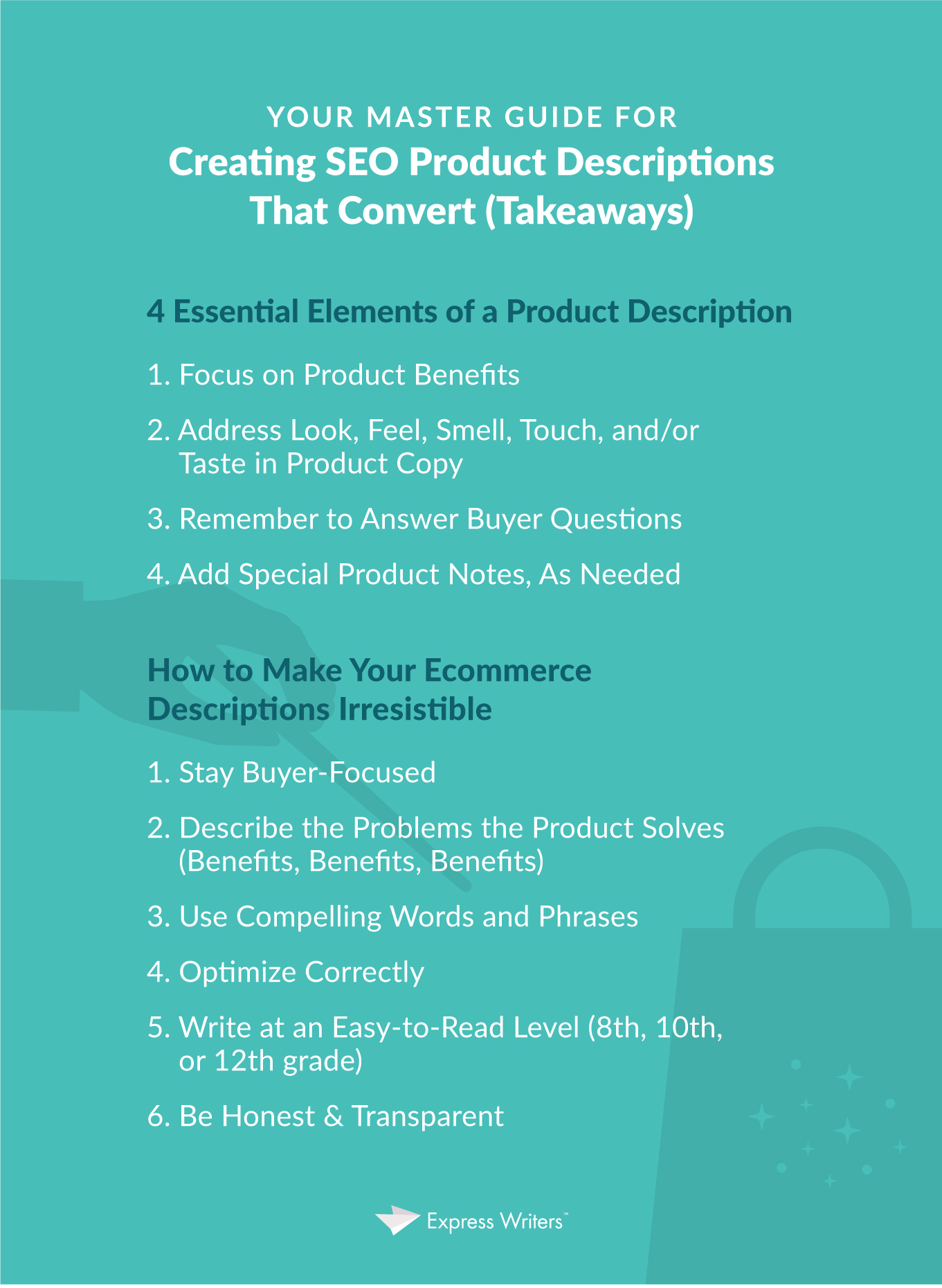 product description writing tips