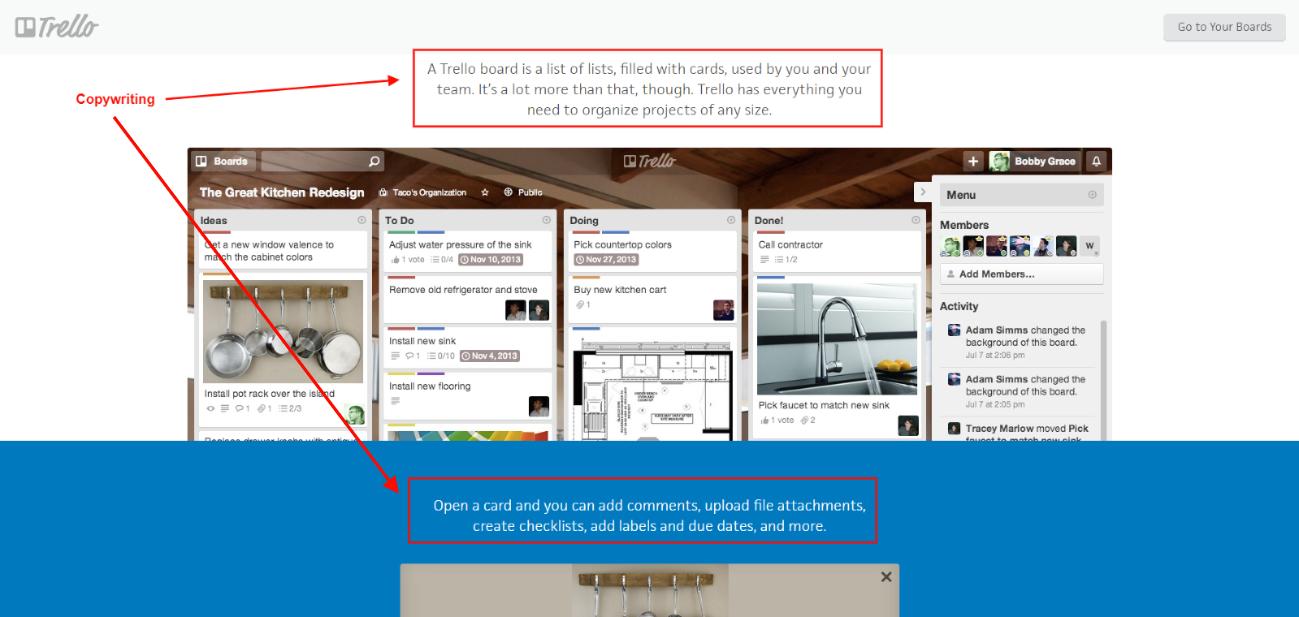 Copywriting Services 101: Copy vs  Content & More | Express