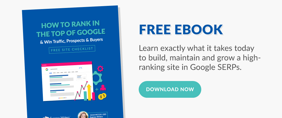 awesome cta free ebook rank in google