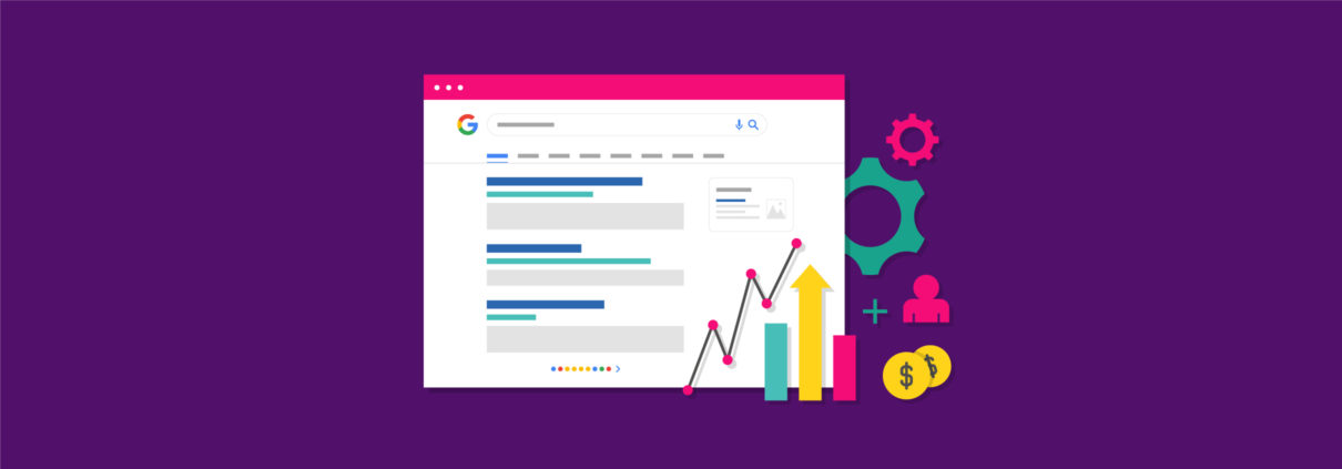 how to rank in the top of Google