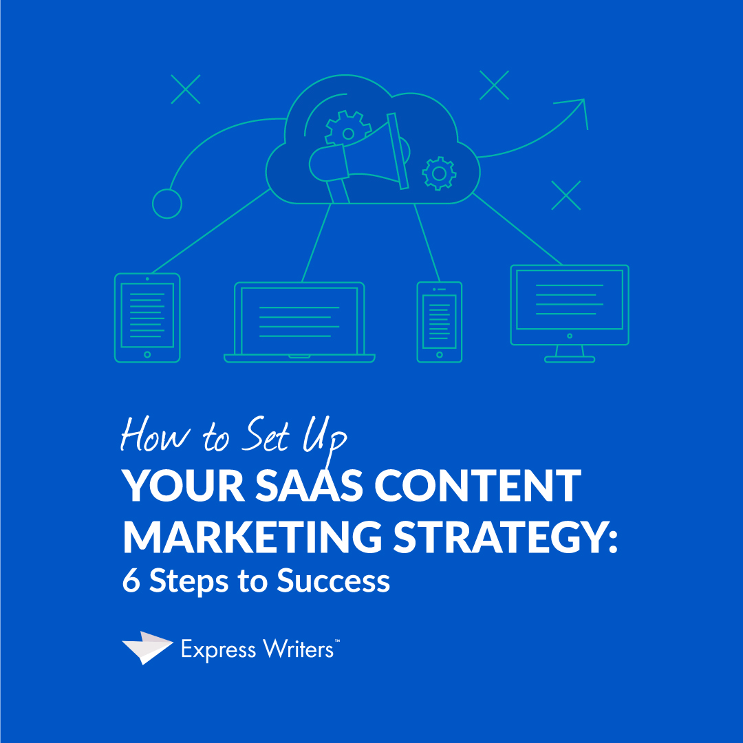 SaaS Content Marketing Strategy