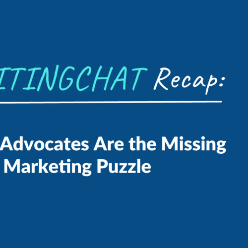#ContentWritingChat Recap: How Employee Brand Advocates Are the Missing Piece of Your Content Marketing Puzzle with Erika Heald