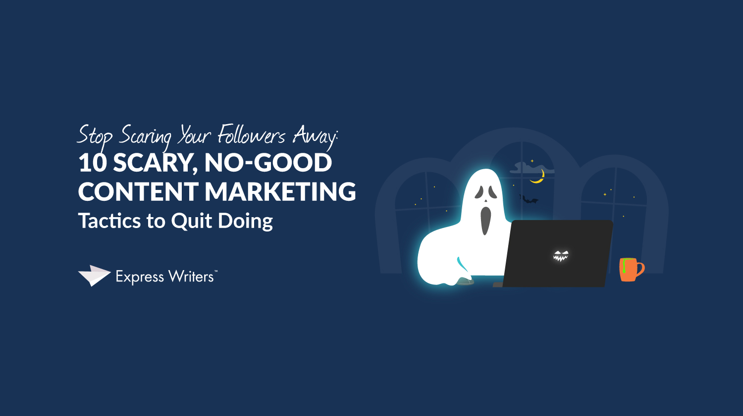 bad content marketing tactics to avoid
