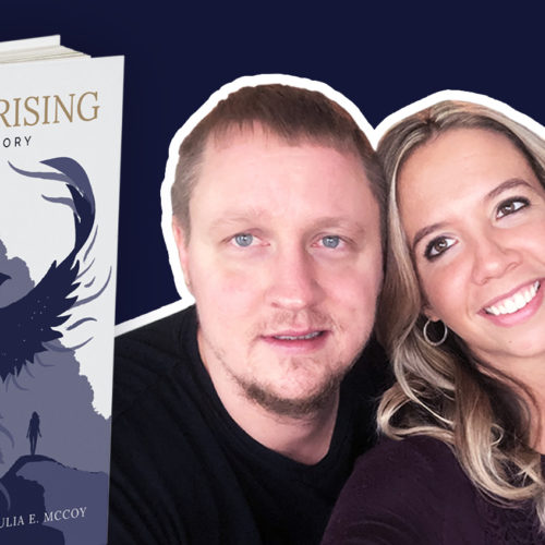 Introducing My Upcoming Third Book, Woman Rising: A True Story (Video)
