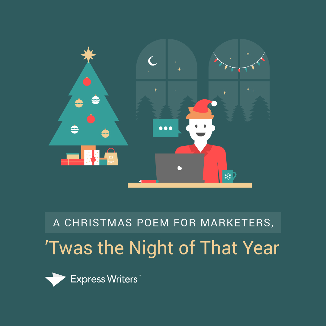 A Christmas Poem for Marketers