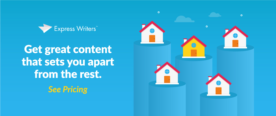 get great content for your content house
