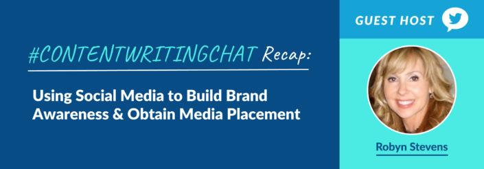 social media to build brand awareness
