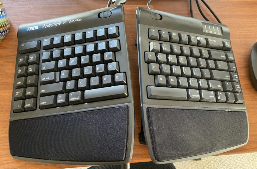 ergonomic keyboard for working from home