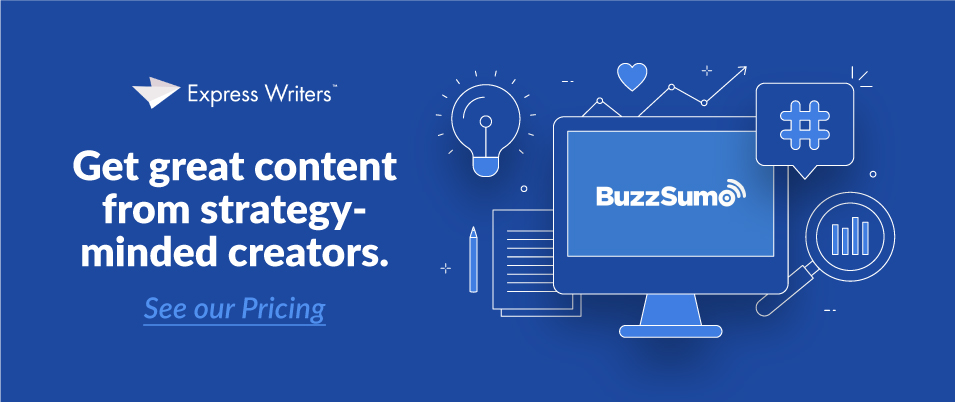 Check out great content from strategy-minded creators