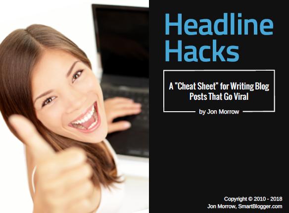Headline Hacks lead magnet