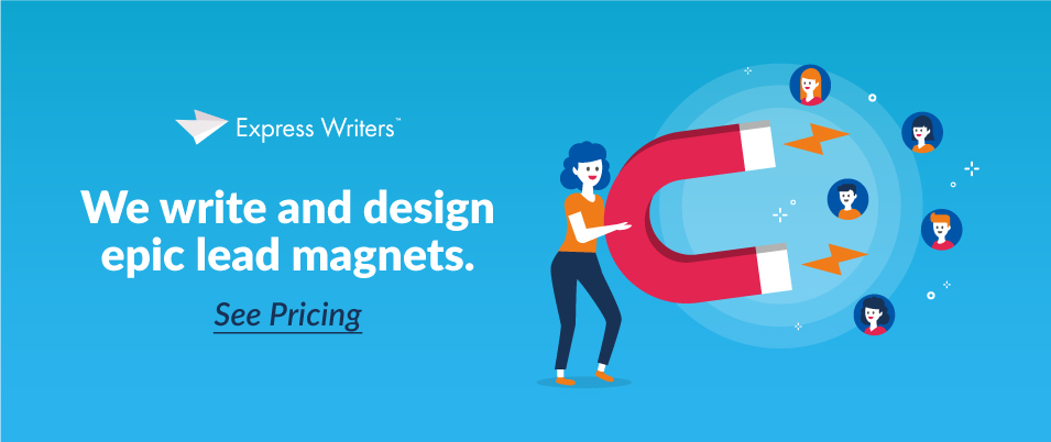 Write and design epic lead magnets