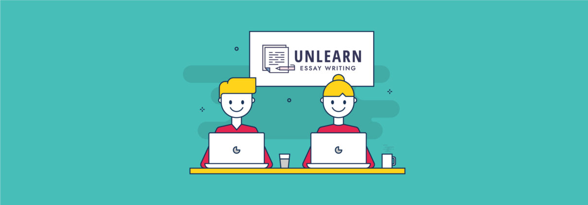 Unlearn Essay Writing coming soon