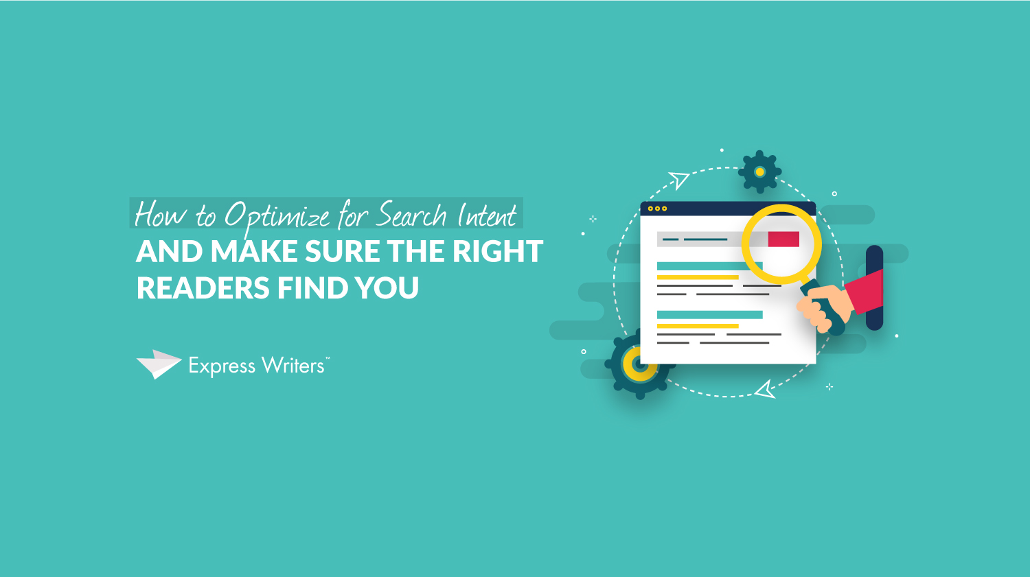 how to optimize for search intent
