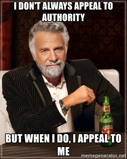 authority meme