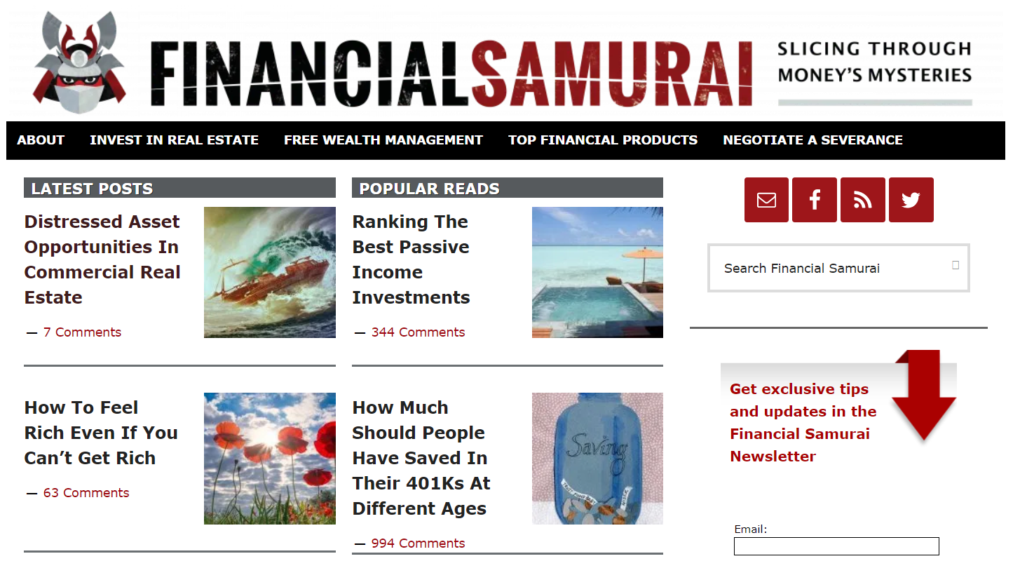 financial samaurai