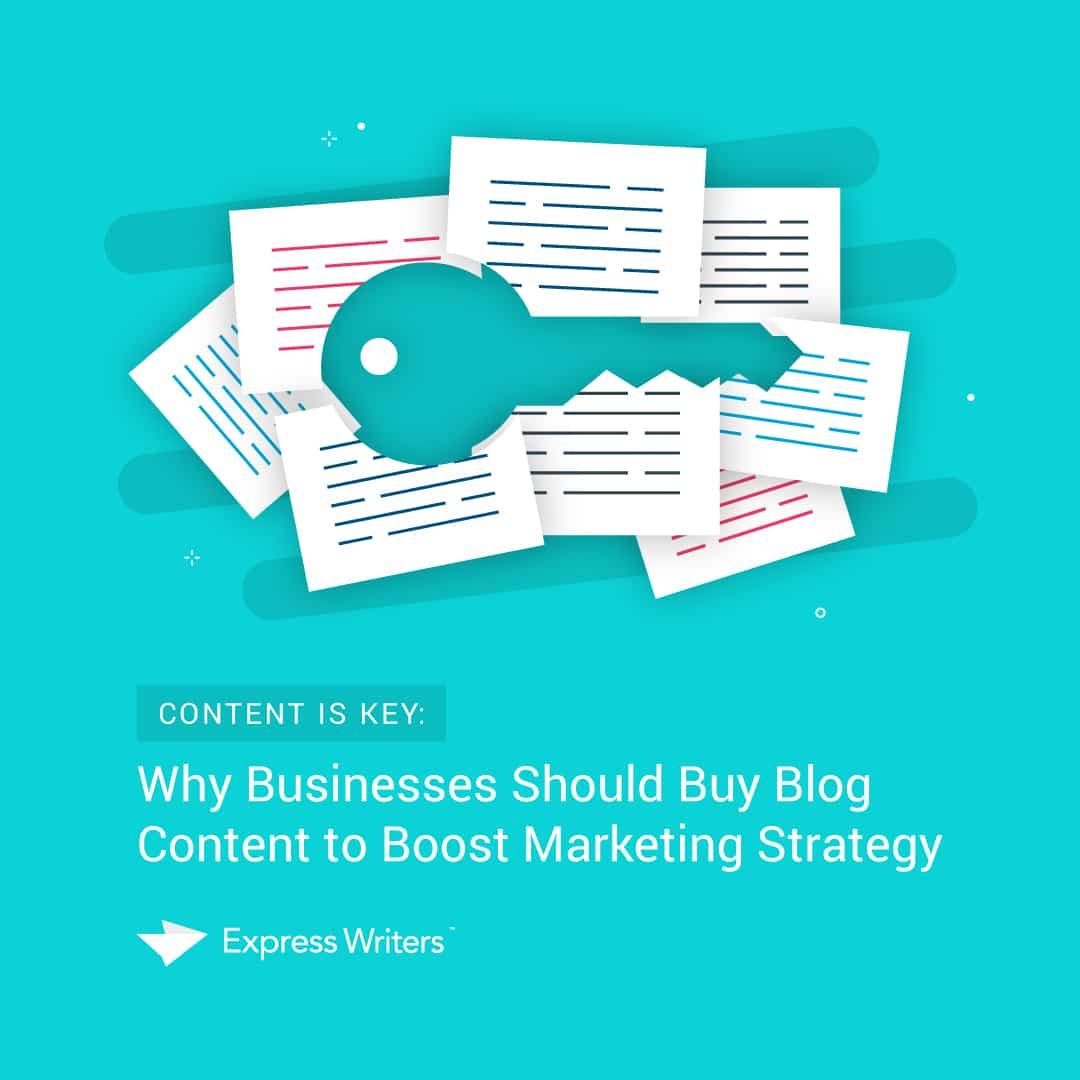 buy blog content