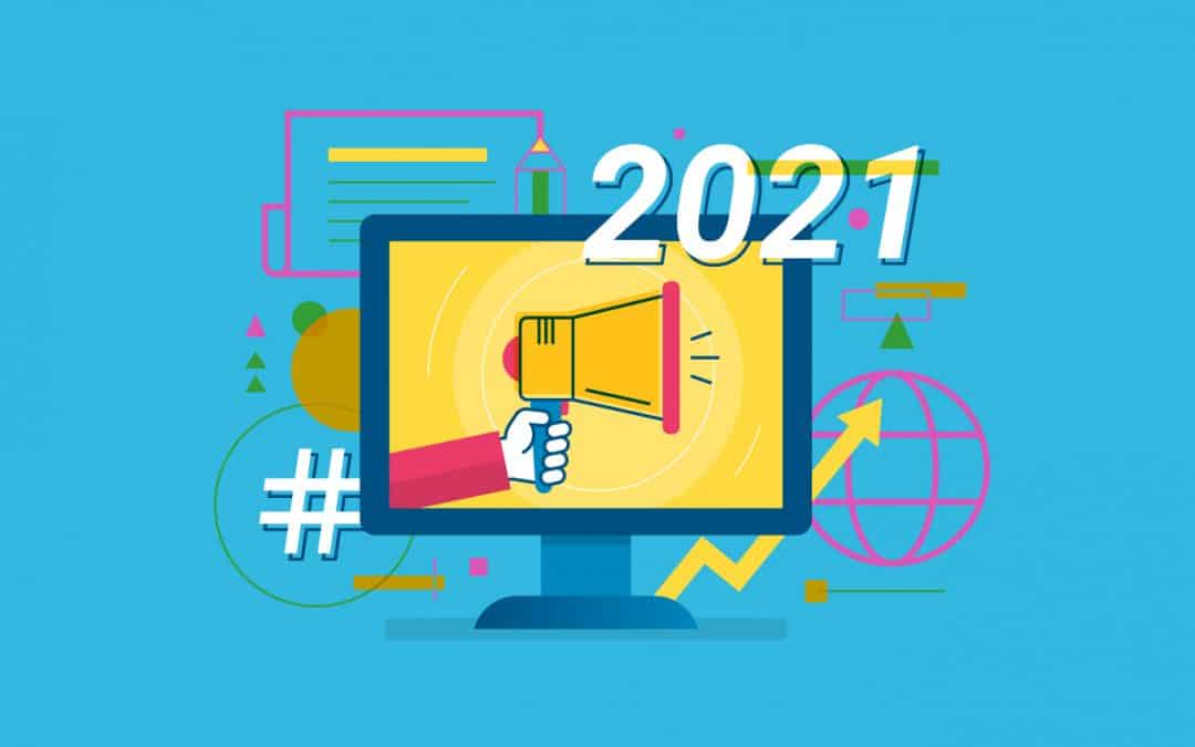 5 Content Marketing Trends That Will Hold Firm in 2021