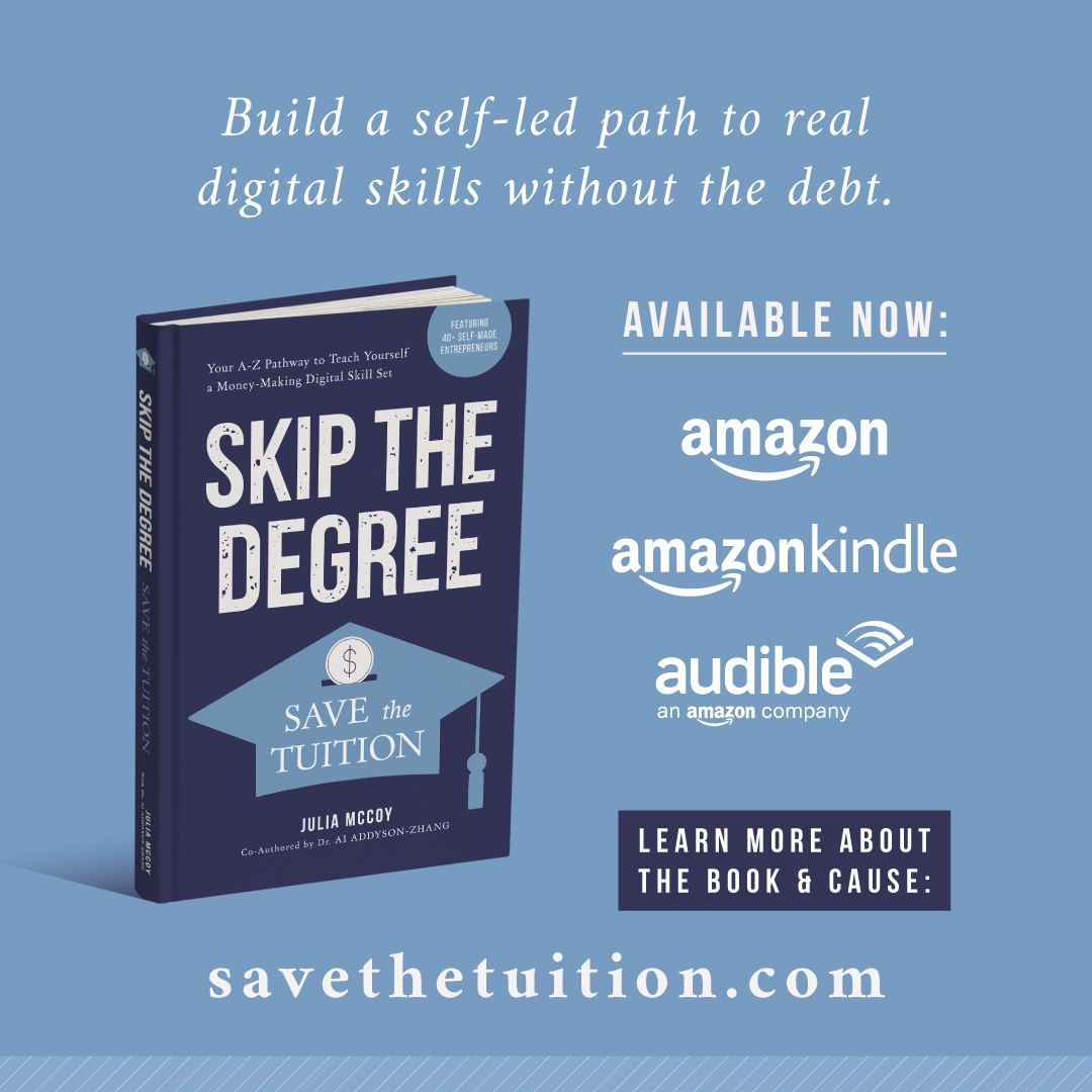 Buy Skip the Degree now