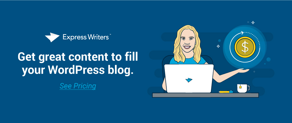 how to update a wordpress blog post cta