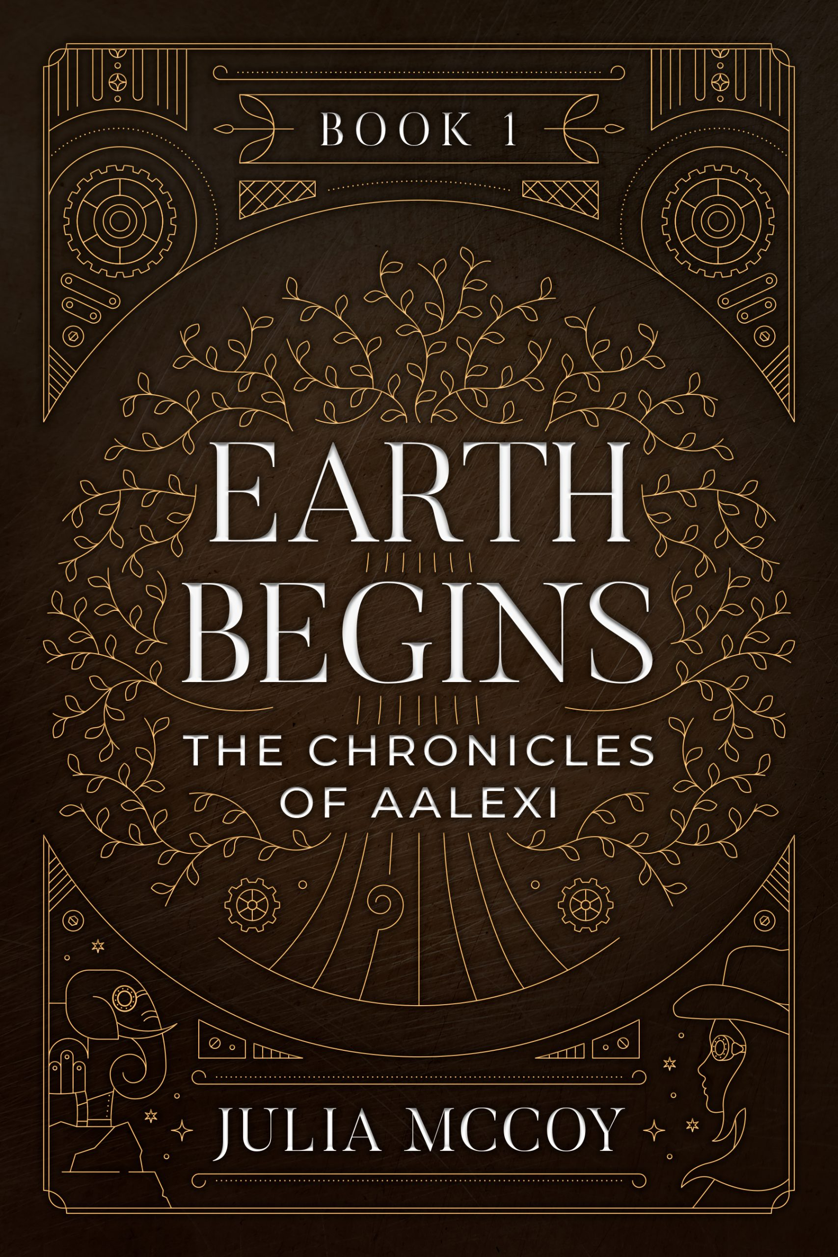 earth begins julia mccoy
